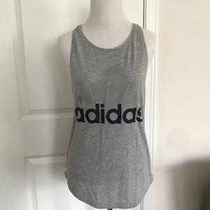 Adidas Grey Tank top